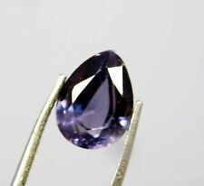Natural Certified Pear Cut 3 Ct Color-Changing Alexandrite Loose Gemstone