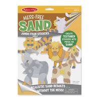 Melissa & Doug - Mess-Free Sand - Foam Stickers - Jungle