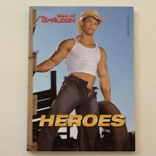 Falcon Heroes Men Models Book Full Page Color Male Erotic Sexy Photos SC