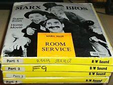 ROOM SERVICE - EL HOTEL DE LOS LÍOS - SUPER 8 FEATURE - 4 X 120 - ENGLISH SOUND