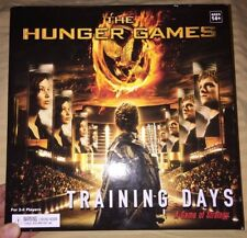 The Hunger Games Training Days Strategy Board Game Complete Wizkids