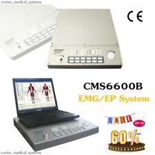 CE CONTEC Sistema basato su PC EMG / EP a 4 canali, elettromiografia evocata