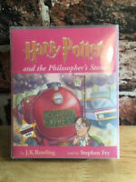 Harry Potter and the Philosopher's Stone (Unabridged 6 Audio ... by Fry, Stephen