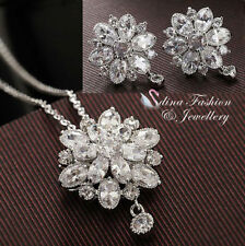 Lab-Created/Cultured Cubic Zirconia Fashion Jewellery Sets