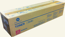 TN613 Genuine Konica Minolta Toner Magenta A0TM350