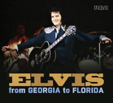 ELVIS PRESLEY - FTD CD  -  FROM GEORGIA TO FLORIDA  -  FTD CD