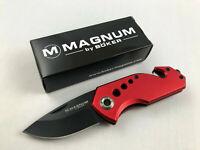 Magnum by Böker Feuerwehr Handwerksmeister 7 Rettungsmesser knife - 01MB150
