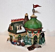 """Department 56 Elfland """"Cold Care Clinic"""""""
