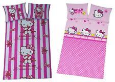 Herding/Sanrio Hello Kitty Baby Bettwäsche 100x135cm + 40x60cm 100% Baumwolle