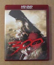 300 HD DVD Movie ~ Gerard Butler ~ 2007