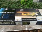 NOS ARISTO-CRAFT Pipe Cub J-3 RC ARF Remote Control Balsa Model Airplane Kit