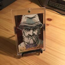 Cryptozoic The Walking Dead Comic Series 2 Hand Drawn Artist Sketch - Dale