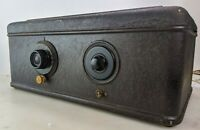 Atwater Kent Model 40 Tube Radio Receiving Unit 1927 For Restore
