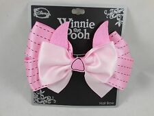 New Disney Winnie The Pooh Piglet Cosplay Hair Bow Pin Clip Costume Dress-Up