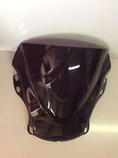 Honda CB1300S bulle double moto gris foncé