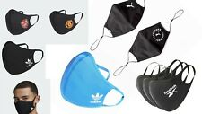 Adidas,puma,reebok face mask. Reusable,washable. Free posting.