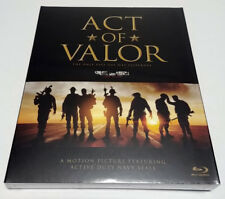 ACT OF VALOR (Blu-ray) / Subtitles :  English, Spanish, Korean / Region A