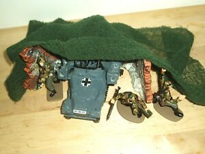 A4 SIZE PIECE OF OLIVE GREEN CAMOUFLAGE NETTING FOR SCENES & DIORAMAS SEE PICS