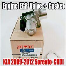 KIA 2009-2012 Sorento 2.0 2.2 CRDI Engine EGR Valve + Gasket   28410-2F000