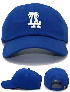 Los Angeles New Leader LA Palm Ladies Women Headlines Dodgers Blue Era Hat Cap