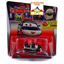 CARS Personaggio CHISAKI in Metallo scala 1:55 by Mattel Disney
