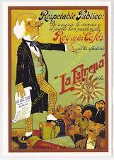 Reproducción antigua publicidad CAFE LA ESTRELLA n1