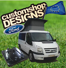 Ford Transit Camper / Day Van Doppio Sedile Base Girevole (LHD Modello Europeo)