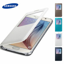 Unbranded/Generic Leather Cases, Covers & Skins for Samsung Galaxy S6