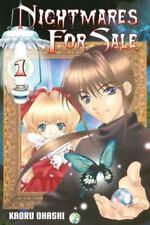 Nightmares For Sale Volume 1, Ohashi, Kaoru,1934496049, Book, Good