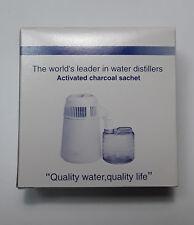 Water Distiller Carbon Sachets x 12
