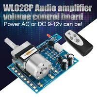 2017 AC/DC 9V Infrared Remote Control Volume Control Board ALPS Pre Motor Pot…