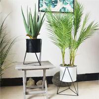 Plant Pot Stand Indoor Garden Decor Flower Planter Display Storage Holder Shelf
