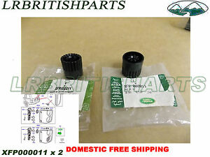 LAND ROVER REAR LAMP SOCKET BALL RANGE ROVER 2003 TO 2009 SET OF 2 OEM XFP500020