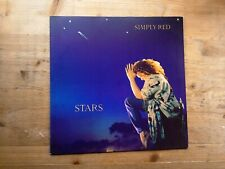 Simply Red Stars Excellent Vinyl Record WX 427 9031-75284-1