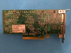 Mellanox CX354A ConnectX-3  QDR 40Gb IB 10GbE Dual-port QSFP+ PCIe small bracket