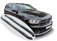 Schwarze Schwellerrohre Dodge Durango (2011-) Nerf Bars Trittbretter