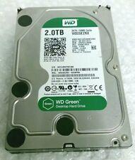"""2TB WESTERN DIGITAL WD20EZRX WD Green 3.5"""" SATA Hard Disk Drive"""