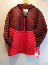 The North Face Thermoball Eco Jacket *Red/Burgandy* XXL