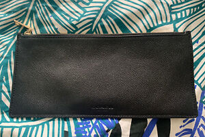 Coach Leather Wallet Pouch