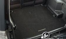 Mitsubishi Pajero Cargo Carpet Mat 2006-2017 New Genuine LWB Boot liner MR935308