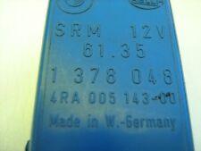 Relais SRM 7 broches Bleu BMW E34 E32 E31 HELLA 6135 1378048 Blue Nettoyage Feux
