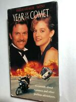 YEAR OF THE COMET PENELOPE ANN MILLER, TIM DALY VHS COMEDY ROMANCE