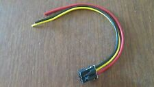 Jeep Grand Cherokee Blower Motor Resistor Harness Kit w/ Correct Wire Colors