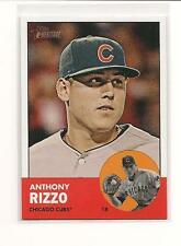 Anthony Rizzo 2012 Topps Heritage Card #260  Qty available
