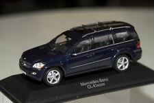 Mercedes GL Klasse - Minichamps -1:43- dunkelblau