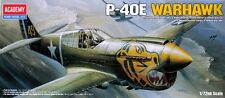 1/72 P-40E WARHAWK / ACADEMY MODEL KIT / #1671