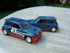 SOLIDO 1/43 METAL RENAULT 5 MAXI TURBO  1908!!!!!