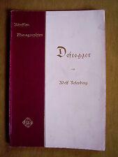 """""""Künstler-Monographien – Defregger (Band XVIII)"""" von Adolf Rosenberg (1900)"""