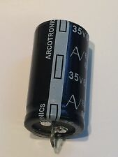 6800UF 35V ARCOTRONICS ELH POWER ELECTROLYTIC CAPACITOR                   fbb12a
