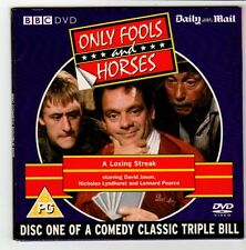 (GO660) Only Fools & Horses, A Losing Streak - Daily Mail DVD